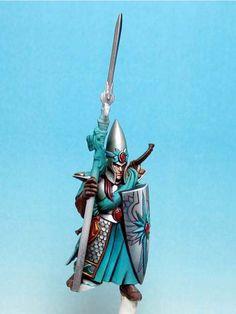 Volomir's Blog: High Elves Sea Guard Step by Step