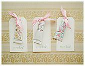 Elegant Baby Shower Brunch (onesie and menu!)