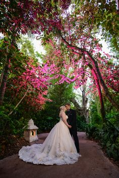 Spring is blooming and so is your chance for a Walt Disney World portrait session. Photo: Stephanie, Disney Fine Art Photography