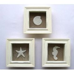 Nautical in shadow boxes