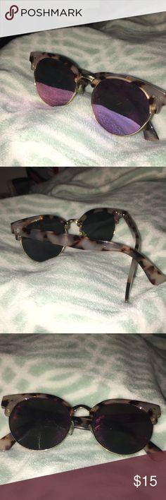 Sunglasses Mirror lenses Printed sunglasses Accessories Sunglasses