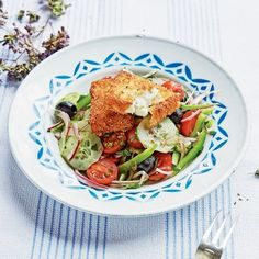LEON's classic salads with a twist