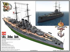 Weapons and Warfare throughout history and the analysis of doctrine, strategy and tactics. Naval History, Austro Hungarian, Military Helicopter, Military Equipment, Submarines, Aircraft Carrier, War Machine, Battleship, World War I