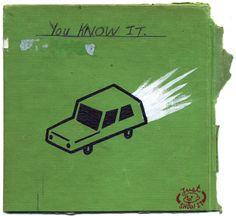 "Gary Taxali, ""You know it, just show it""  Y te enamoras."