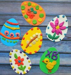Easter Activities For Kids, Spring Crafts For Kids, Diy For Kids, Crafts To Do, Clay Crafts, Kids Clay, Egg Carton Crafts, Easter Art, Bunny Crafts
