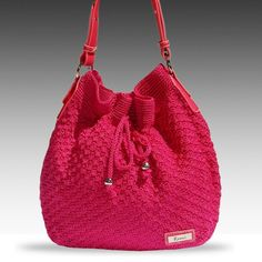 Graceful Crochet Hand bags | Current Styles With Fashion Spot