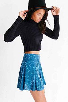 Kimchi Blue Calais Mini Skirt - Urban Outfitters