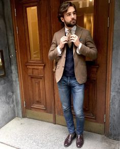 MenStyle1- Men's Style Blog - Inspiration #72. FOLLOW : Guidomaggi Shoes...
