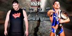 Davey Richards vs. Kevin Steen @Nanaz Rohani Border Wars 2012