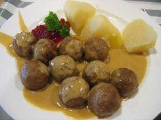 Ikea Swedish Meatballs Recipe - Genius Kitchen