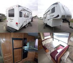 This #Keystone Cougar 278rks is amazing Fifth wheel. It's available with 1 Slide Out, 4 Burner Stove, Booth Dinette, Deluxe Cabinets, Double door refrigerator, Electric Patio Awning, Fiberglass Exterior, Gas / Electric Water Heater and much more. For booking, just call on (888) 502-1913 or visit: http://www.rvsusa.net/used-rvs/2010/fifth-wheel/keystone/cougar-278rks/127/ for more details.