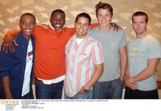 Garrett Hedlund and the guys from Friday Night Lights - Lucas Black as Mike Winchell, Derek Luke as Boobie Miles , Jay Hernandez as Brian Chavez , Lee Thompson Young as Chris Comer, Garrett Hedlund as Don Billingsley