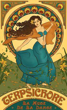 Google Image Result for http://4.bp.blogspot.com/-98M2Z6WykJ0/T7URgCdgdNI/AAAAAAAAD9s/qfbwJx_4KRg/s1600/Terpsichore_Art_Nouveau_poster_by_aelirenn_kw.jpg