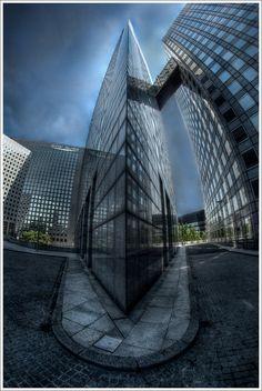 City Life - Paris GDF - Suez Building