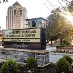 Hotel Roanoke & Conference Center - a DoubleTree by Hilton Hotel in Roanoke, VA @doubletree