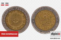 Free photo of Un Peso Argentina coin for download on www.dipixio.com #freephoto #dipixio #freebie #freedownload