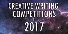 A list of international and local creative writing competitions, contests, and awards. Opportunities for experienced and aspiring writers to get published.