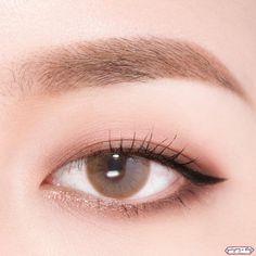 korean makeup – Hair and beauty tips, tricks and tutorials Korean Natural Makeup, Korean Makeup Tips, Korean Makeup Look, Korean Makeup Tutorials, Asian Eye Makeup, Art Tutorials, Natural Beauty, Kawaii Makeup, Cute Makeup