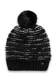 Esprit / bobble hat with a faux fur pompom