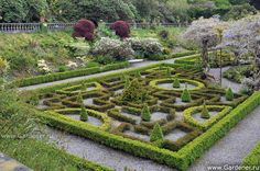 Bantry House & Garden (Текст и фото: Михаил Щеглов, GARDENER.ru) Garden Hedges, Garden Landscaping, Formal Garden Design, Formal Gardens, Topiary, Botanical Gardens, Beautiful Gardens, Stepping Stones, Knot