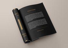 I will create amazing company profiles Close Up Magazine, Flyer Design, Branding Design, Discover Magazine, Branding Services, Web Themes, Creative Company, Brochure Cover, Business Magazine
