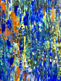 Ana Couper NZ Abstract, Artwork, Painting, Summary, Work Of Art, Auguste Rodin Artwork, Painting Art, Artworks, Paintings