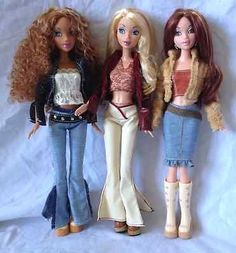 First Edition - Wave one - My Scene Barbie Dolls Madison - Barbie - Chelsea