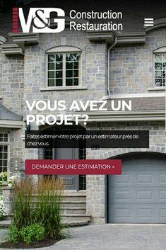 Vous avez un projet?  Demander une estimation / You have a project? Ask for an estimate