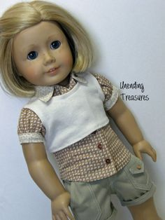 American Girl doll clothes 18 inch doll by Unendingtreasures, $4.00