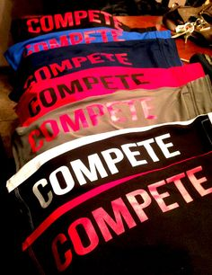 Compete shorts back in stock & new colors added! #training #mma #ufc