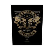 Avenged Sevenfold Orange County Backpatch