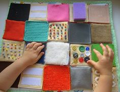 Pin by Barbara Tsoungou on 5 senses-Sensory/messy playSensory Bags for Sensory playing great kid activity for both baby and toddlers. Montessori Toddler, Montessori Activities, Infant Activities, Toddler Toys, Diy Sensory Board, Sensory Book, Sensory Table, Baby Learning Games, Diy Busy Board