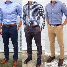 If you are in the market for brand new men's fashion suits, there are a lot of things that you will want to keep in mind to choose the right suits for yourself. Below, we will be going over some of the key tips for buying the best men's fashion suits. Mens Dress Outfits, Formal Men Outfit, Stylish Mens Outfits, Men Dress, Men Formal, Work Outfit Men, Semi Formal Outfits, Men's Casual Work Outfits, Mens Work Wear