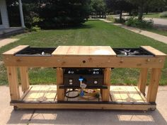 Show Me Your Wood Brew Sculpture/Rig - Page 54 - Home Brew Forums: