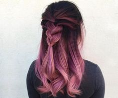 Pink and Purple Hair: Pink and Purple Ombre