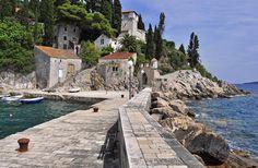 Trsteno Harbour, Croatia - Imgur
