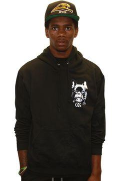 The OG Walter Hood_Black by 8103