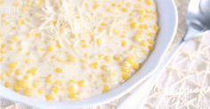 Forget the cream corn that comes in the can! You can make one that is way more delicious and super easy to make. Perfect for barbecues, potlucks, holiday recipes, or even just as weekday side dishes!