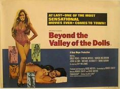 1969 camp classic written by Roger Ebert & Russ Meyer about the psychedelic goings on w/ Hollywood's young & sexy!
