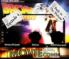 MOVIEcomm Episode 6 - Back to the Future (1985) Check it out! Listen Along with us!   #PodGods