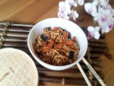 Jankes*Soulfood : Frau Mie trifft Herrn Soja. Asiatische Nudelpfanne