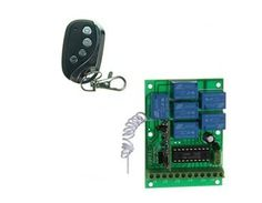 Sell RF 4 Keys Entry Wireless Remote Control & 315MHz / 433MHz Wireless Remote Control Switch Board Module AK-RD020+AK-RK06B-12 by QLPD. $54.28. This remote control has a high speed recording. It is a low cost remote control with high quality. This product covers application ranging from simple domestic remote control to autonomous control. Just take a remote control and you can easily control all electrical appliances at home, moreover, the remote control switch is e...