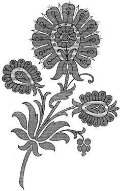 Gallery.ru / Фото #14 - Embroidery II - GWD