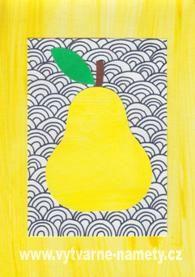 Ovoce Autumn Trees, Art Lessons, Diy And Crafts, Preschool, Tempera, Halloween, Hobbit, Fall, Crochet