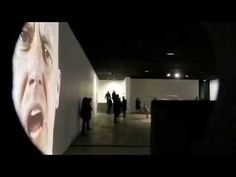 Fondation Cartier | Bruce Nauman / Video installation