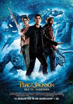 Upcoming Hollywood Movies Trailers of August Percy Jackson: Sea of Monsters Director: Thor Freudentha Screenplay: Marc Guggenheim, Rick Riordan Story by: Rick Riordan Genres: Fantasy, Drama,Adventure,Action Released Date: August , 2013  http://newreleasedfilms.blogspot.in/2013/08/upcoming-hollywood-movies-trailers-of_4411.html