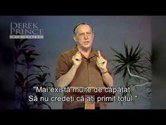 Primește Duhul Sfânt - Exercitarea darurilor spirituale - Școala de slujire cu Derek Prince - YouTube