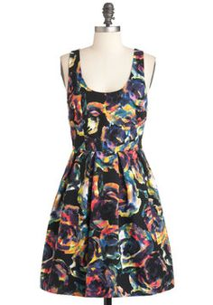 Glow and Behold Dress, #ModCloth $58.99