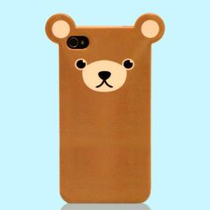 Fab.com | iPhone 4/4S Bear Case