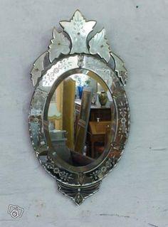 miroir venitien ancien recherche google miroir de venise pinterest recherche. Black Bedroom Furniture Sets. Home Design Ideas